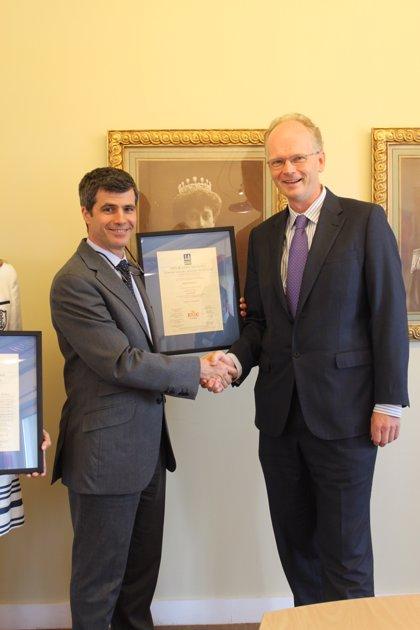 Una empresa noruega valida los certificados de calidad ISO de IDCsalud
