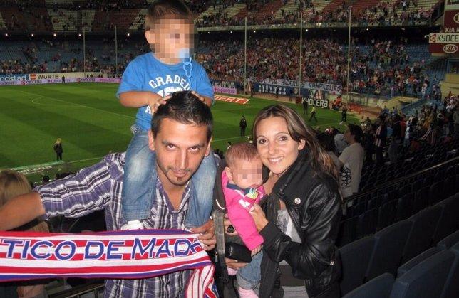 Verónica Brunati entera de la muerte de su marido Topo Lopez por Cholo Simeone