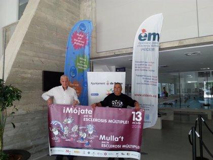 Son Moix será la sede central de la iniciativa 'Mójate por la Esclerosis Múltiple' este domingo