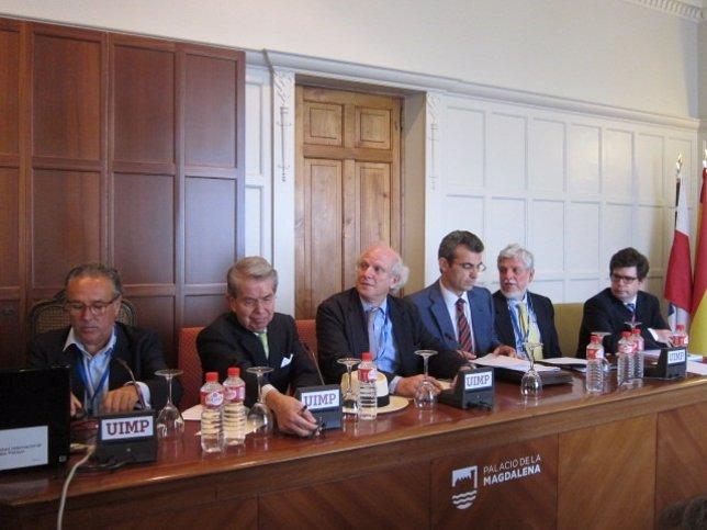 Participantes en el encuentro de empresas multilatinas