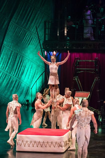 El Cirque du Soleil llega con 'Kooza' a PortAventura