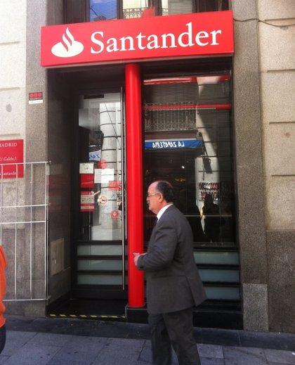Santander vende el 51% de las filiales de seguros de SCF al grupo galo CNP, con plusvalías de 250 millones