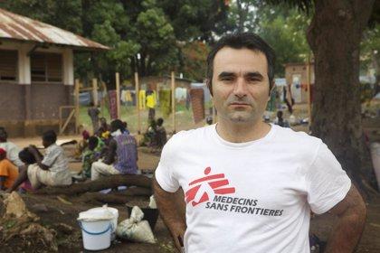 """Stefano Argenziano, coordinador de MSF en RCA: """"Parece que no hay fin a los sufrimientos de los centroafricanos"""""""