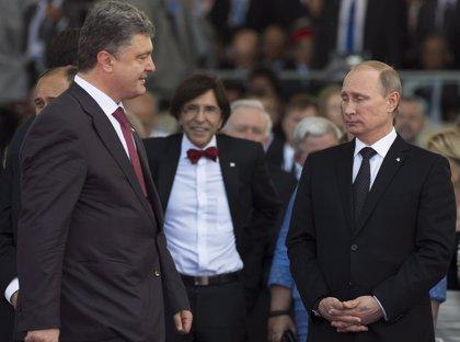 La UE y Ucrania discuten con Rusia el viernes sus preocupaciones por su acuerdo de libre comercio