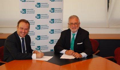 El Tribunal Arbitral de Barcelona y la UIC firman un convenio para difundir la cultura arbital