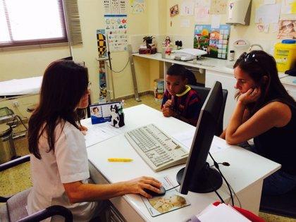 El IB-Salud hace revisiones médicas a 47 niños saharauis acogidos por familias de Baleares