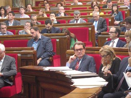 Mas: la reunión con Rajoy está pedida