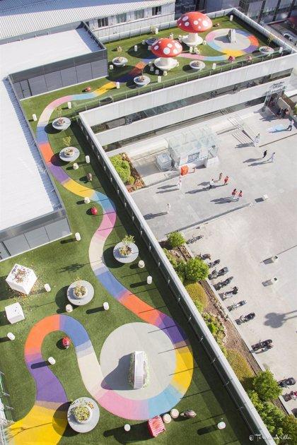 Grupo Autobar colabora con Fundación Juegaterapia en la recaudación de fondos para 'El Jardín de mi Hospi'