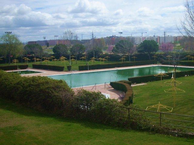 La piscina municipal de getafe norte cierra para aportar for Piscinas norte