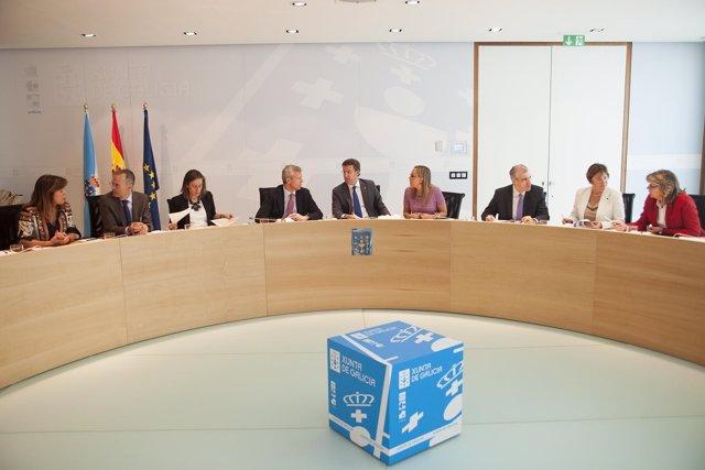 Consello de la Xunta del 10 de julio