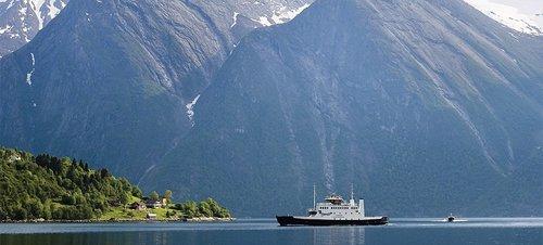 Crucero en Alesund (Fiordo Noruega)
