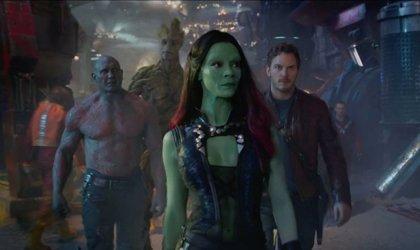VÍDEO: Zoe Saldana habla de Gamora en Guardianes de la galaxia