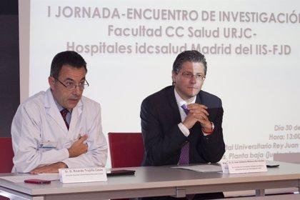 Investigadores de la URJC, de los hospitales IDCsalud en Madrid, y del IIS-FJD comparten una jornada multidisciplinar