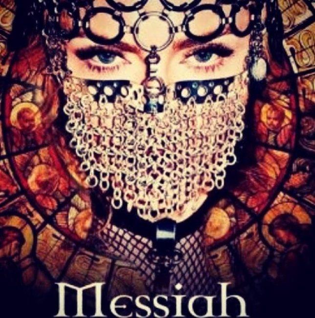 Madonna es 'Messiah'