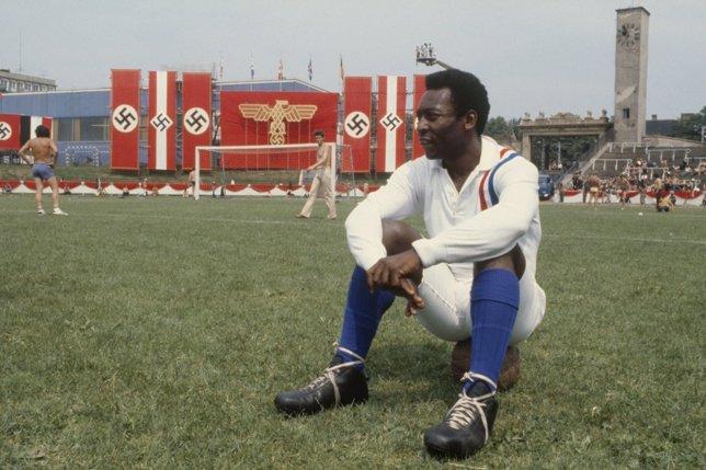 El ex fubolista brasileño Pelé