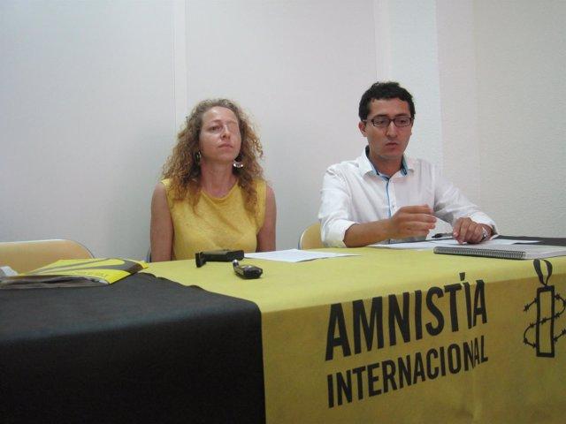 Ester Quintana y Engel Monta en Alicante
