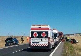 Accidente en Torreorgaz