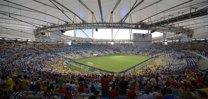 El estadio de Maracaná en Río de Janeiro