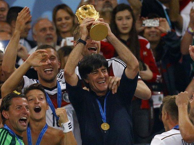 El seleccionador de Alemania, Joachim Löw