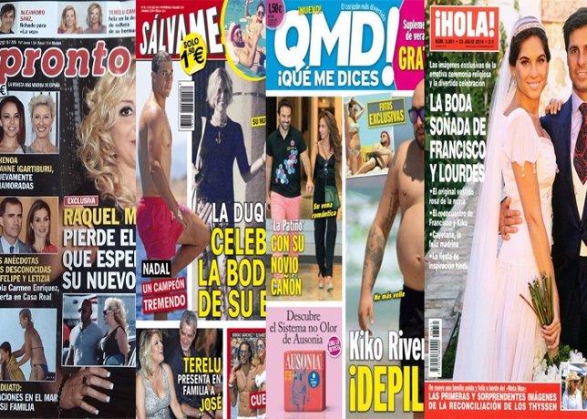 Boda Francisco, Lourdes Montes Kiko Rivera no pelos Raquel Mosquera pierde bebé