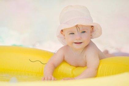 El verano del bebé: al aire libre