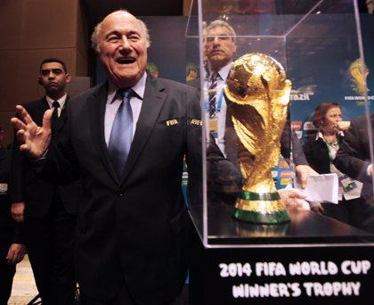 Blatter le pone un 9,25 al Mundial