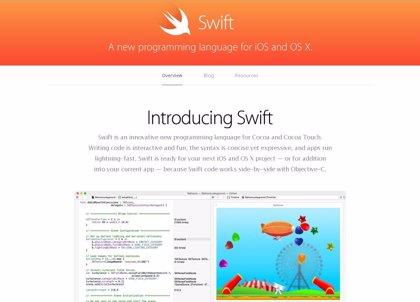 Apple acerca Swift a los desarrolladores lanzando su blog oficial