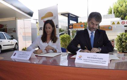 Ayuntamiento de Ciudad Real y Repsol acuerdan utilizar autogas como medida de ahorro y protección medioambiental