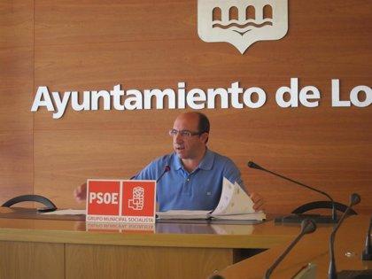 El PSOE reclama a Adif que desafecte los suelos del soterramiento para poder pagar el préstamo ya vencido