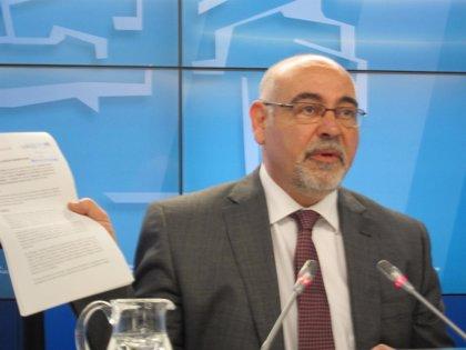 """PSE pide al lehendakari que aclare si va a recuperar el dinero por la """"compra"""" de noticias"""