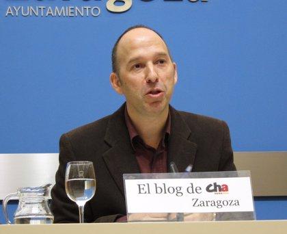 CHA pide aprobar el Plan Estratégico de Subvenciones para dar salida a los convenios con entidades sociales