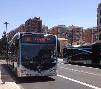 """IU ve """"nefasta"""" la gestión de la reordenación del transporte público en Granada con la Línea de Alta Capacidad"""
