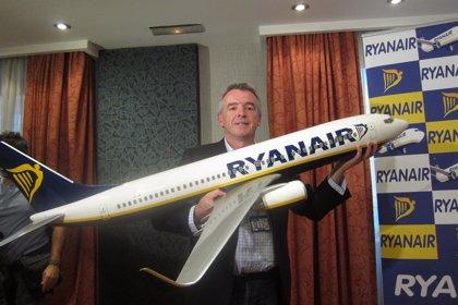 Ryanair lanza su nueva aplicación móvil con más facilidades para los pasajeros