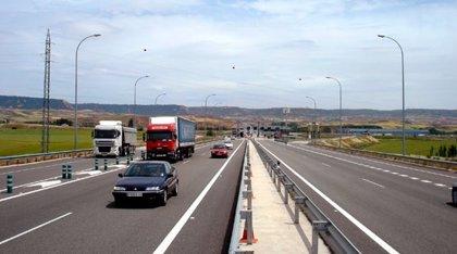 El tráfico en la R-2 Madrid-Guadalajara cayó un 8,26% en el primer semestre y un 3,22% en la R-4 Madrid-Ocaña