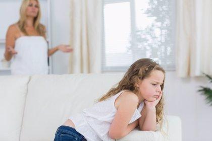 Los efectos negativos de la crisis en niños