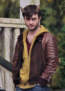 Daniel Radcliffe en Horns