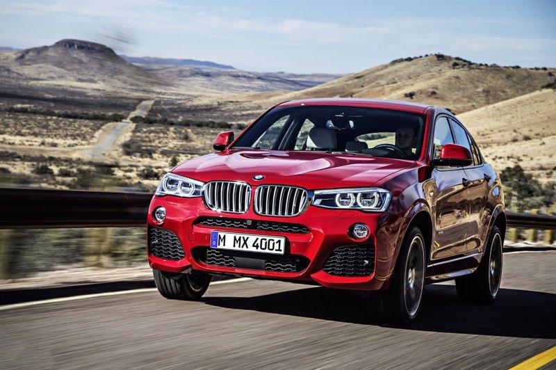 BMW pone a la venta en el mercado español el nuevo X4