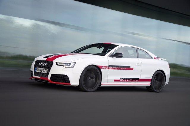 Audi celebra en 2014 el 25 aniversario del TDI