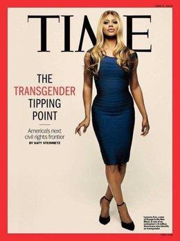 Laverne Cox, pimera transgénero nominada a un premio Emmy
