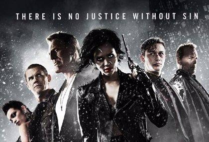Póster grupal de Sin City: Una dama por la que matar