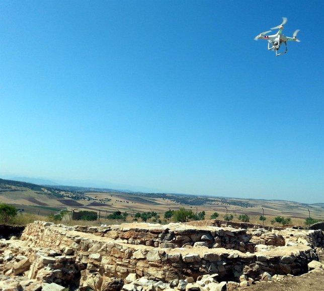 Drones en Terrinches