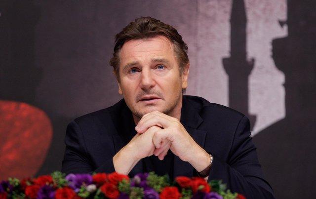 Alumnos de Audiovisual de la UCAM participan en el rodaje de 'Venganza 3' con Liam Neeson
