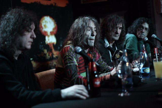 Extremoduro en el Hard Rock Café