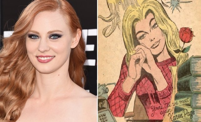 Deborah Ann Woll (True Blood) se une a Daredevil