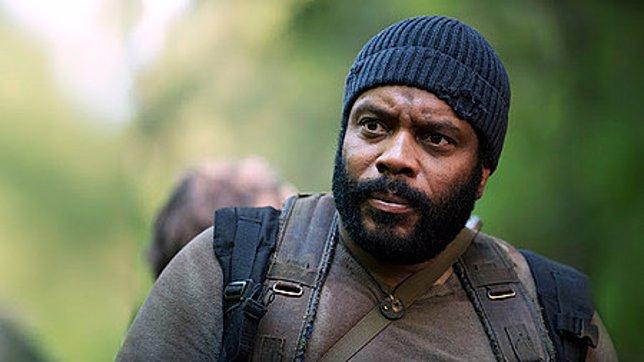 Tyreese en la 5ª temporada de TWD