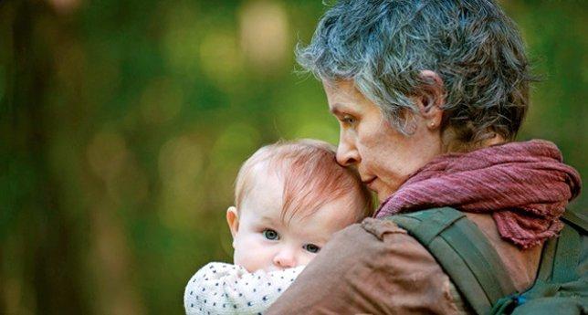 Judith y Carol en la 5ª temporada de TWD