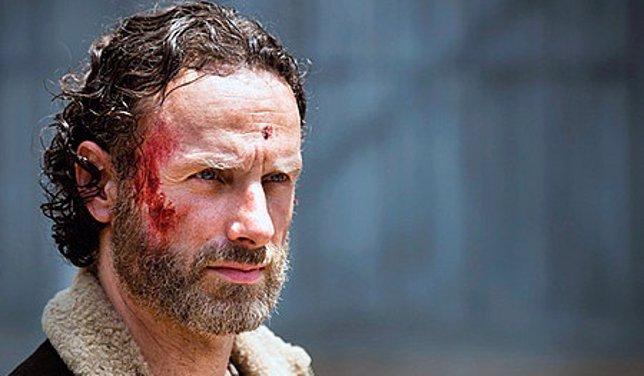 Rick en la 5ª temporada de TWD