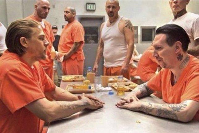 Marilyn Manson en Sons of Anarchy
