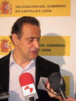 El exsubdelegado del Gobierno en Valladolid, Cecilio Vadillo