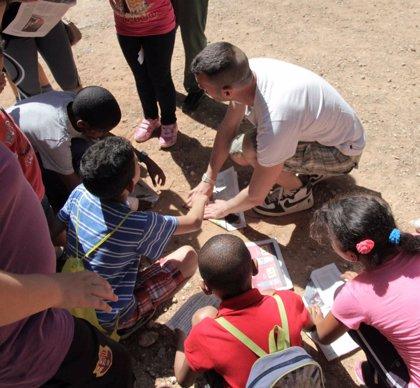 Unos 120 niños en riesgo de exclusión tendrán campamento de verano tras el éxito de la campaña de Málaga Acoge